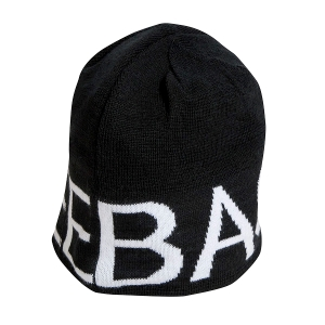 BACKTEE Knitted Hat, Black